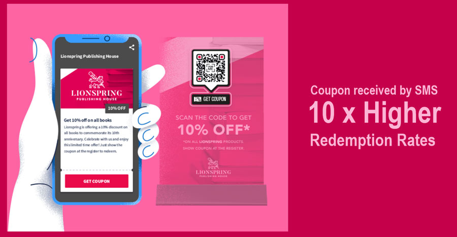 sms coupon redemption