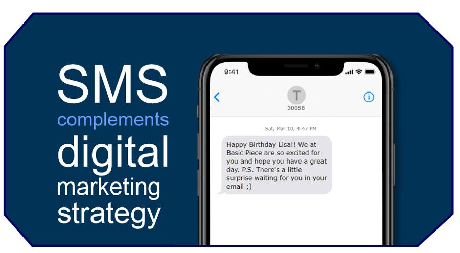 sms digital marketing strategy
