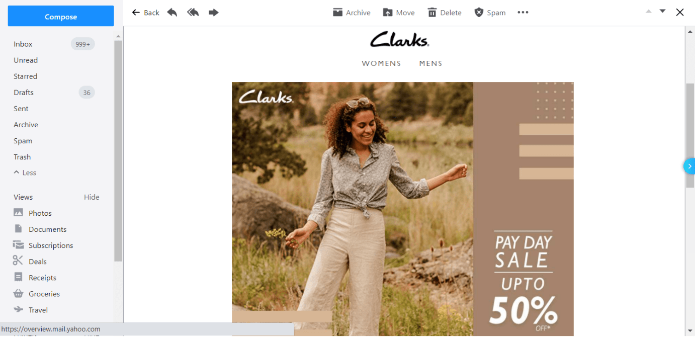 clarks personalized